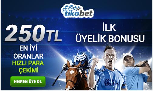 TikoBet Bahis Sitesi