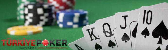 Gerçek parayla poker