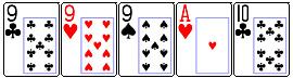 Poker Üçlü